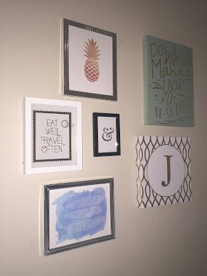 Jessica Hobbs Designs: HOW TO Gallery Wall