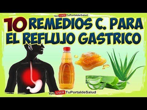 algo natural para el reflujo gastrico