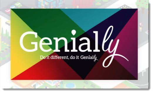 En marcha con las TIC - Presentaciones geniales con Genial.ly