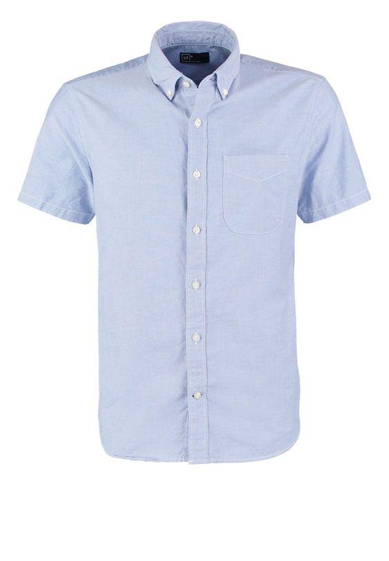 GAP Hemd imperial blue Bekleidung bei Zalando.de | Material Oberstoff: 100% Baumwolle | Bekleidung jetzt versandkostenfrei bei Zalando.de bestellen!
