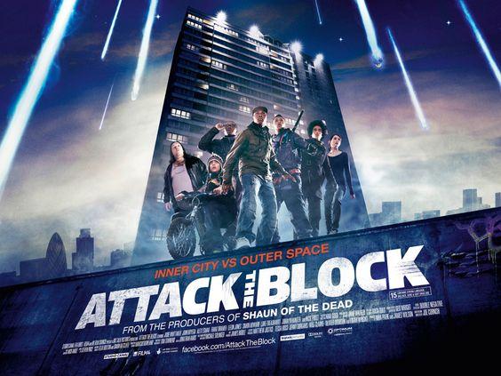 "Attack the Block (2011) ""Ataque ao Prédio"""
