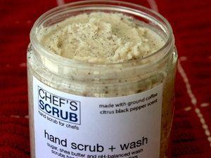 Chef's Scrub by ProductBody on Etsy, $15.00