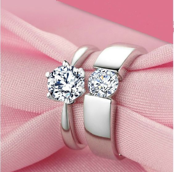cheap matching promise rings for him and promise