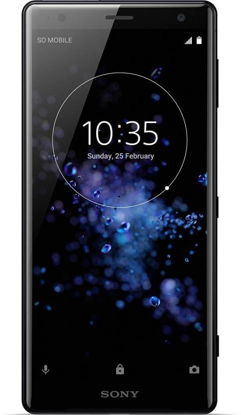 Sony Xperia Xz2 Sony Phone Sony Xperia Sony