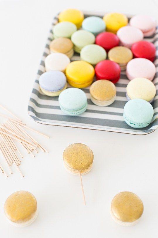 DIY Macaron Cake & Giveaway Week Details | Cloths, Macaron cake and ...