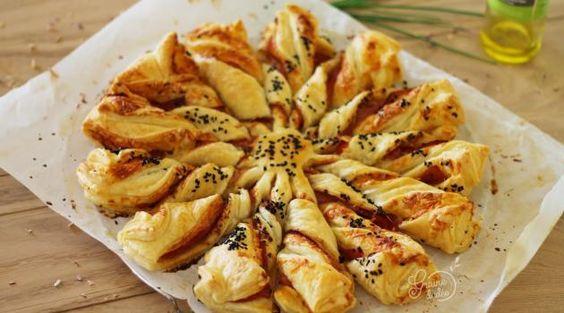 Tarte soleil saumon aneth recette - Tarte soleil sucree originale ...
