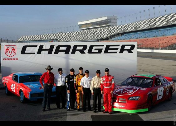 2005 Dodge Charger Race Car