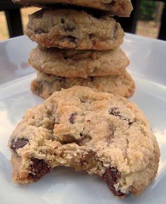 Amazing Hard Boiled Egg Chocolate Chip Cookies - cookies made with hard boiled eggs - great way to use up leftovers from Easter