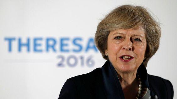 Cameron macht Platz für Nachfolge: May wird Mittwoch neue Premierministerin