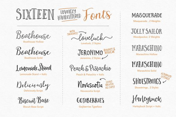 90% OFF- The Handlettered Fontbox by Nicky Laatz on @creativemarket