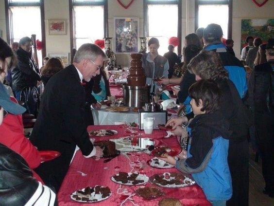 Galesburg Historical Society - 2014 Chocolate Festival