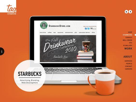 Starbucks E-mail Campaign