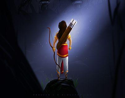 Pin On Lord Ayyappa