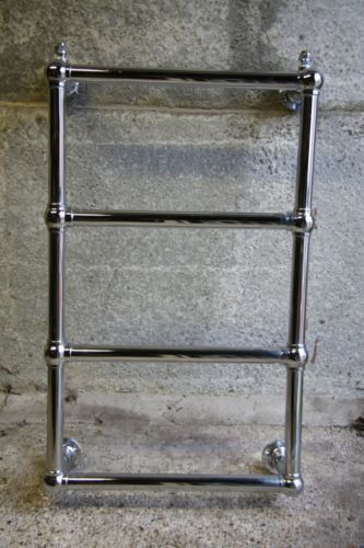 Traditional Victorian Style Wall Mounted Heated Towel Rail