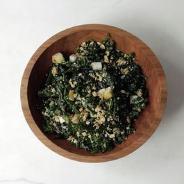Kale and Asian Pear Salad