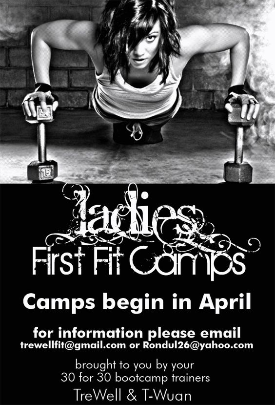 Ladies First Fit Camps