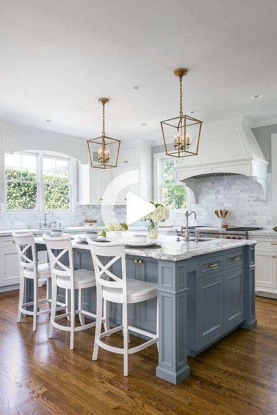 12 Beste Modern Farmhouse Barkrukken In 2020 Kitchen Island Design Stools For Kitchen Island Farmhouse Kitchen Cabinets