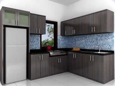 Kitchen Cabinet Youtube Minimalist Kitchen Design Kitchen Design Small Kitchen Inspiration Design Minimalist kitchen design kitchen room
