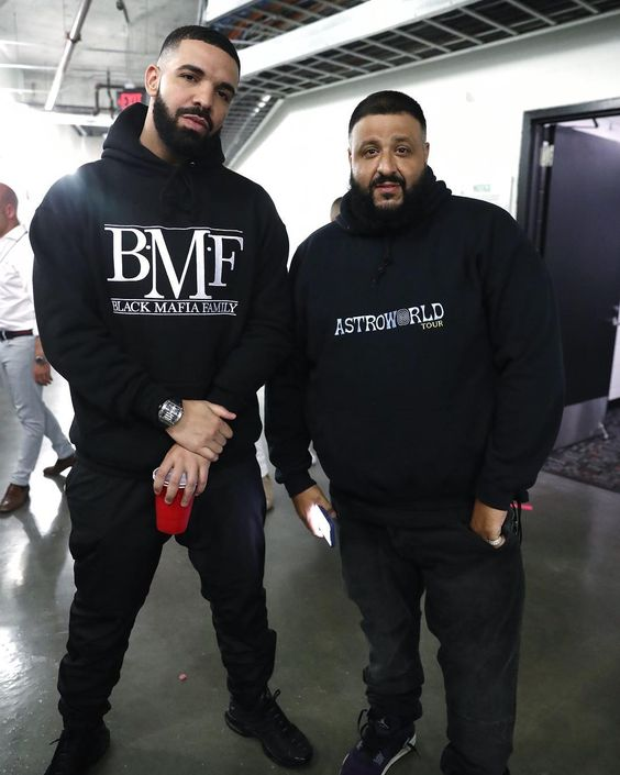 Dj Khaled X Drake Ivanberrios Djkhaled Drake Collab Rap Hiphop Hiphopspirit Drake Fashion Drake Black Mafia Family
