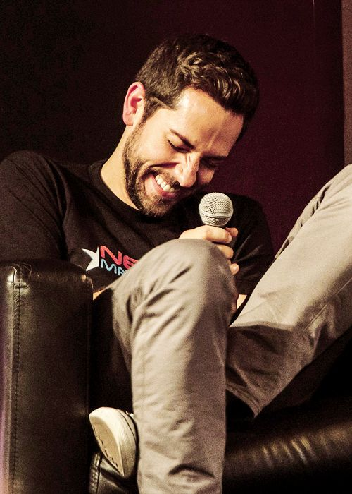Zachary Levi is so fun, talented, and humble:) and he loves The Lord.