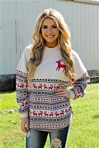 Online Boutiques,Boutiques, Ugly Christmas Sweater Spirit Jersey sfcrep  southernfriedchics christmas