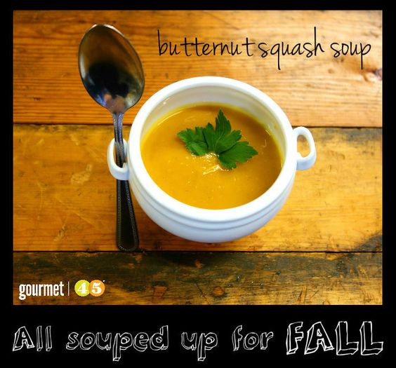 Nothing better than soup in cold weather. #butternutsquashsoup #creamy #souplover
