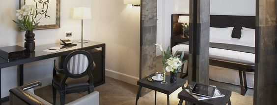 French hotel, French design, interior design, French luxury, Paris, Hotel Montalembert,