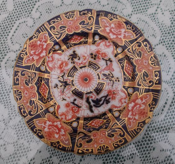 Foley Wileman Antique Plate c 1894 (Pre-Shelley) by Collectablesgalore on Etsy