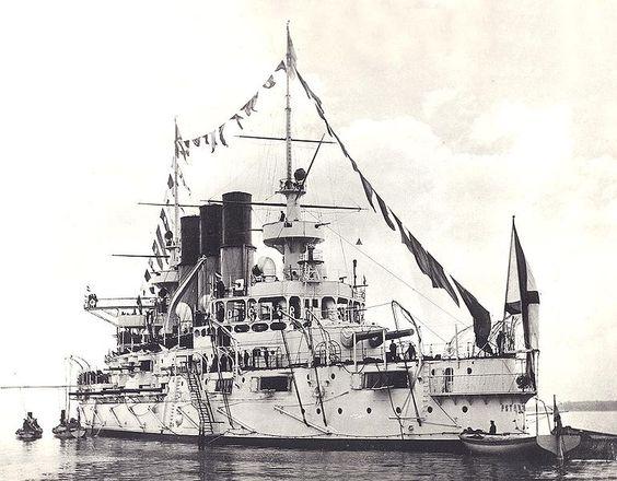Melihat Angkatan Laut Imperial Rusia