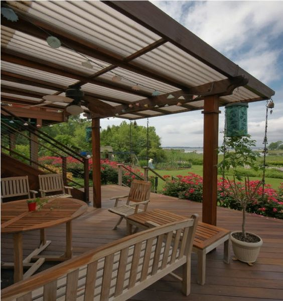 Metal roof for pergola options metal roof metals and pergolas - Options for roof remodeling ...