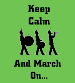 Band geek unite! I want this on a shirt!!