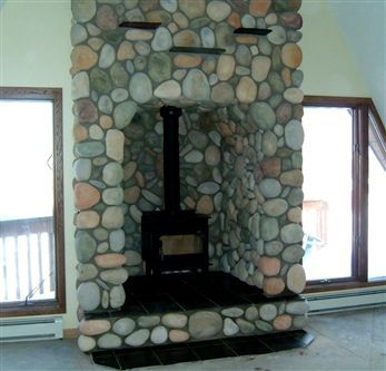 Wood Stoves Stove And Alcove On Pinterest