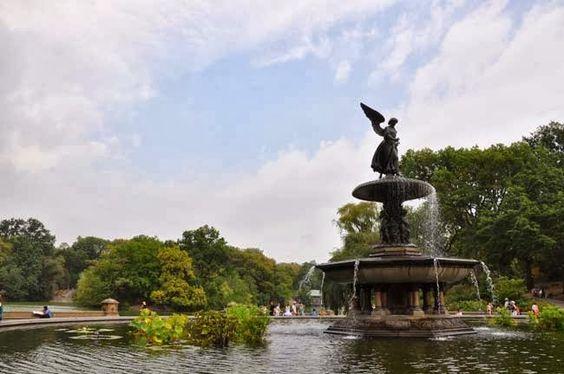 Destino: New York - Central Park