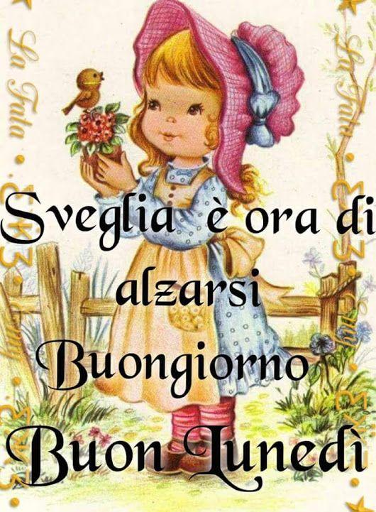 Felice Inizio Settimana Community
