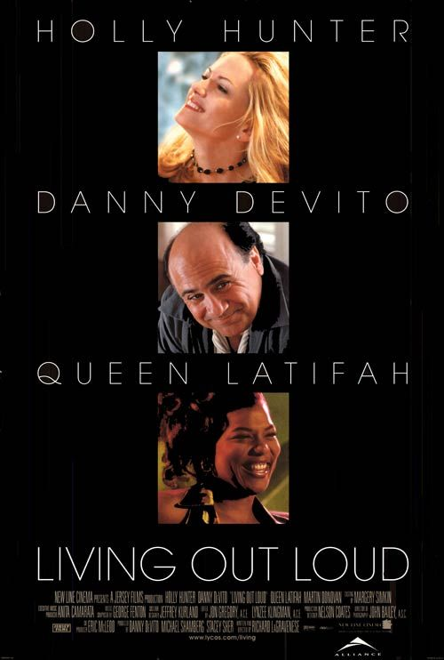 Living Out Loud...best movie. Ever.