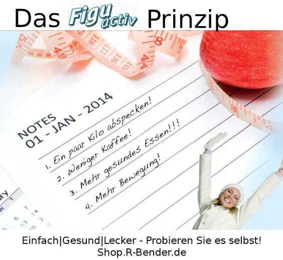 Mit Figuactiv einfach, lecker und sicher zur #Wunschfigur - Shop.R-Bender.de - #Diät