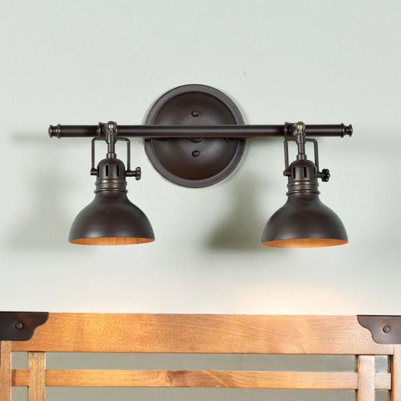 Nautical Bathroom Vanity Lights: Bathroom Lighting, Half Baths And Nautical On Pinterest
