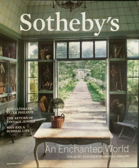 Sotheby's - an enchanted world