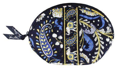 Vera Bradley Ellie Blue Pocket Cosmetic Case Vera Bradley. $29.99. Save 12% Off!