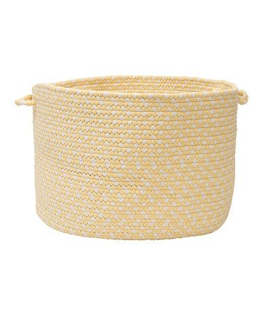 Another great find on #zulily! Sun Squeeze Carousel Utility Basket #zulilyfinds
