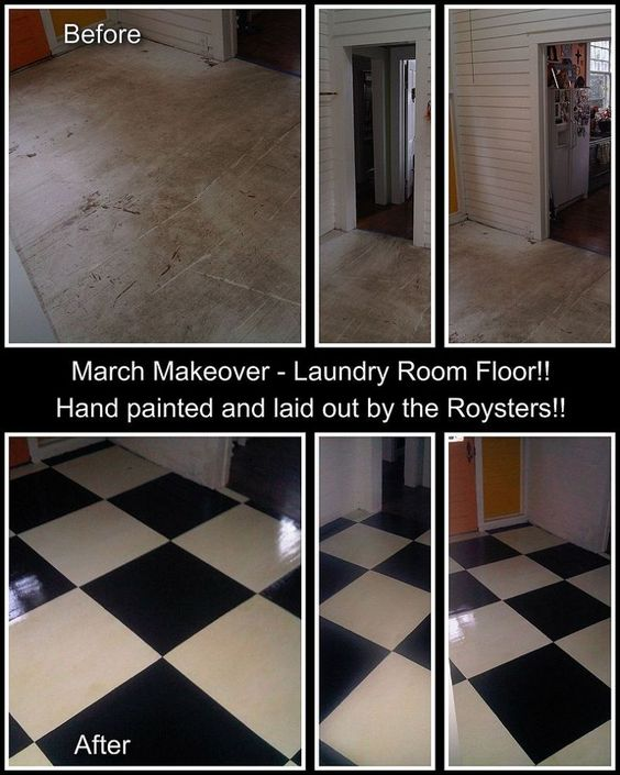 Checkerboard floors checkerboard floor and floors for Checkered laminate flooring