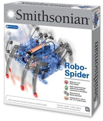 Smithsonian Robotic Spider Kit