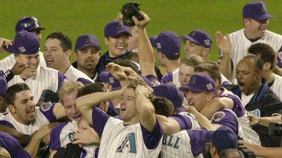 Diamondsback de Arizona, Campeones 2001