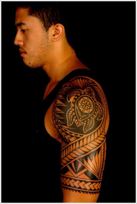 Traditional, Samoan Tattoo And The O'jays On Pinterest