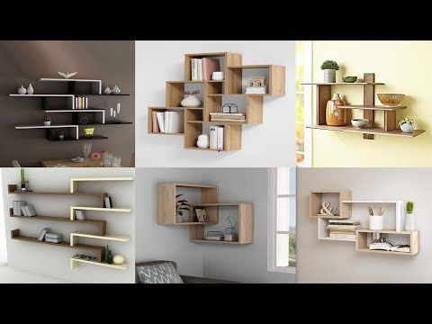 Top 100 Corner Wall Shelves Design Ideas 2020 Catalouge Youtube Wall Shelves Living Room Wall Shelves Design Wall Bookshelves