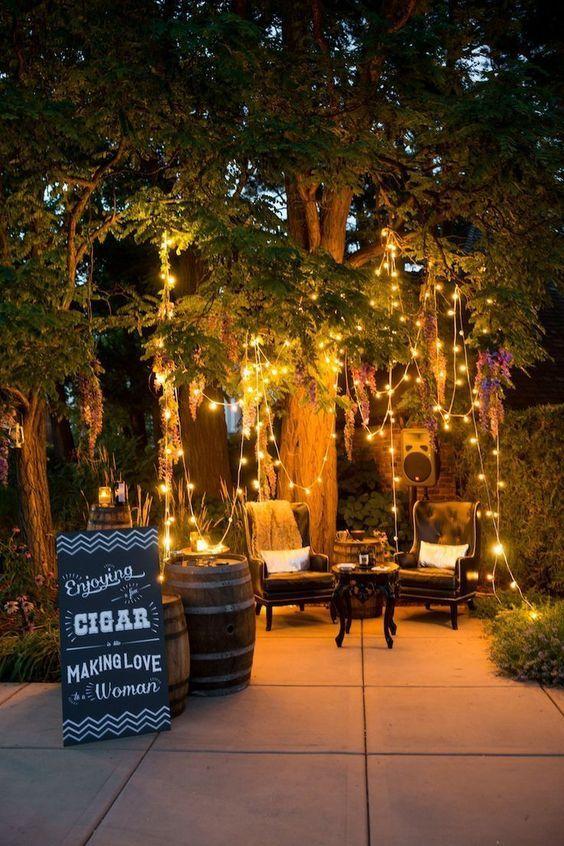 Decoracion De Interior Exterior Terraza Y Jardin Decoracion De Fiesta Al Aire Libre Decoracion Matrimonio Fiesta De 15 Decoracion