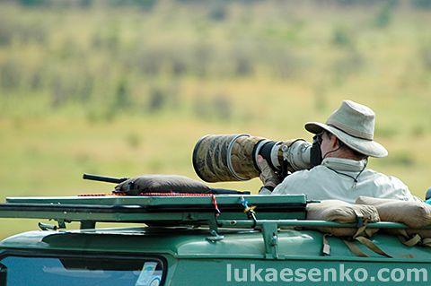 Going on safari? gotta come prepared.