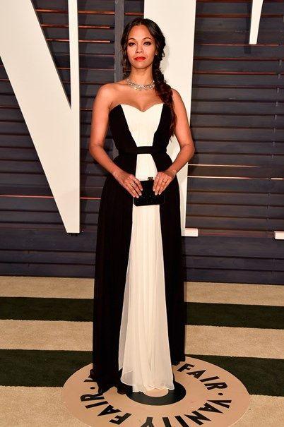 Zoe Saldana  #Outfits #fashion #style #inspiration #chic #clothes