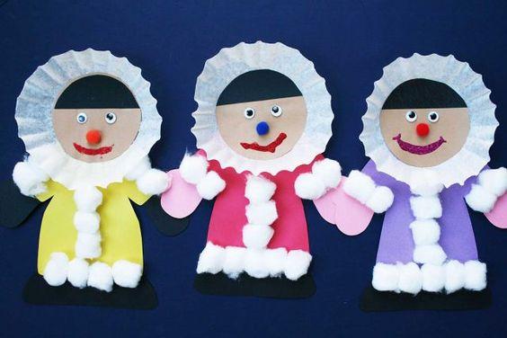 BRICOLAGE FACILE | Faites des petits personnages avec des filtres à café!