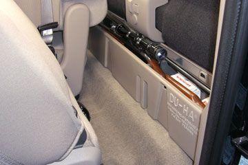 gun rack for toyota tundra crewmax - Google Search ...